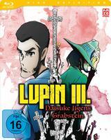 Lupin the Third: Daisuke Jigens Grabstein - Poster