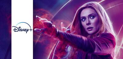 Elizabeth Olsen als Scarlet Witch