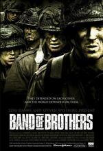 Band of Brothers - Wir waren wie Brüder Poster