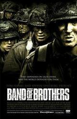 Band of Brothers - Wir waren wie Brüder - Poster