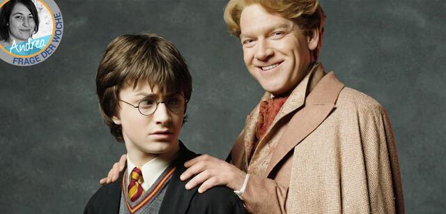 Harry Potter undGilderoy Lockhart