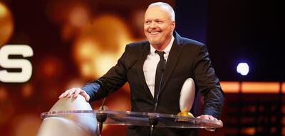 Stefan Raab beim Deutschen Comedy-Preis 2015