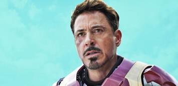 Bild zu:  Robert Downey Jr. als Tony Stark