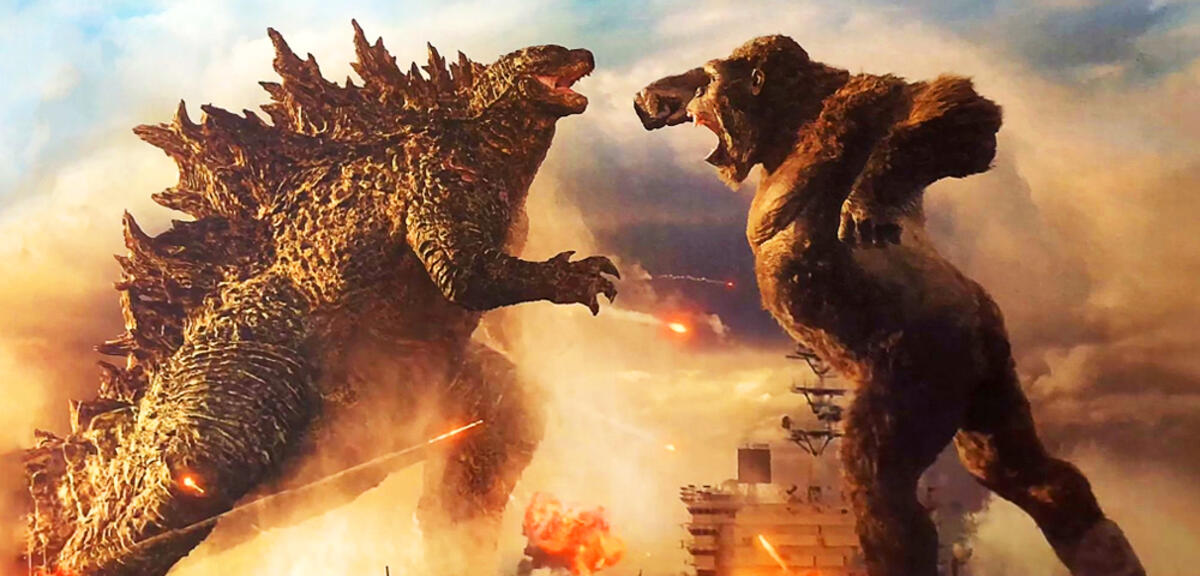 Godzilla-vs-Kong-Das-erste-epische-Poster-k-ndigt-endlich-den-Trailer-an