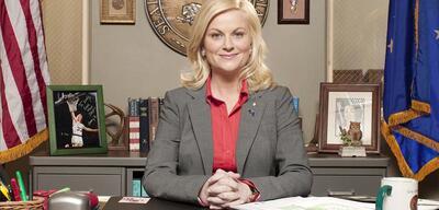 Leslie for President!