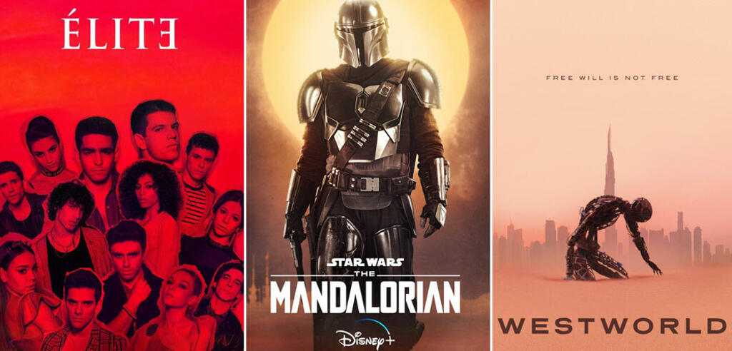 Serien und Staffeln im März 2020