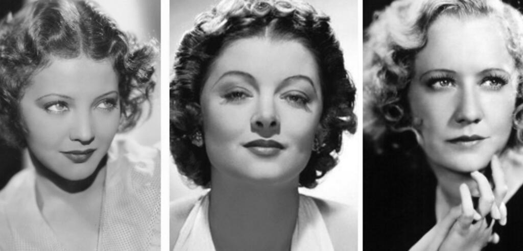 Top 20 der Schauspielerinnen der 1930er Jahre