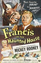 Francis in the Haunted House - Poster