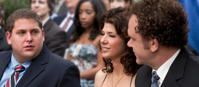 Jonah Hill, Marisa Tomei und John C. Reilly