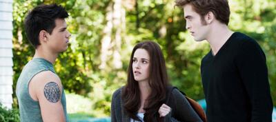 Gemeinsam sind sie stark: Jacob, Bella und Edward