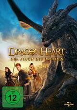 Dragonheart 3 - Der Fluch des Druiden - Poster