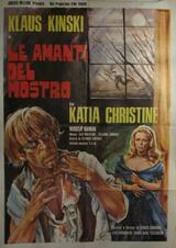 Lover of the Monster - Poster