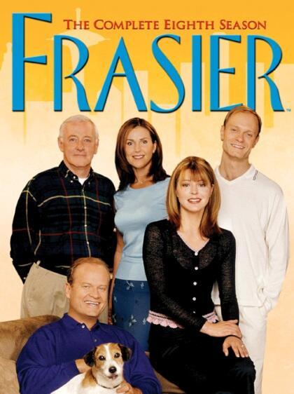 Frasier - Staffel 8
