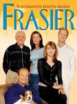 Frasier - Staffel 8 - Poster
