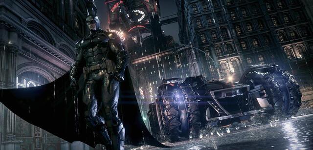 Batman: Arkham Knight wird groß, enthält aber keinen Koop-Modus.