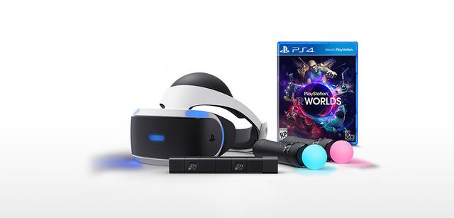 Das Playstation VR-Core-Bundle
