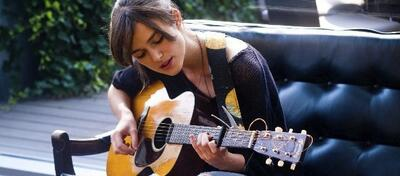 Keira Knightley als Sängerin in Begin Again