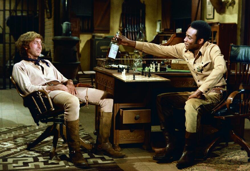 Der Wilde Wilde Westen mit Gene Wilder
