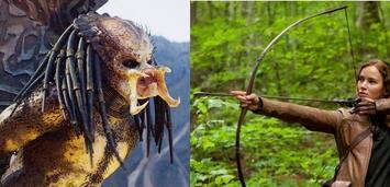 Bild zu:  Predator vs. Catniss