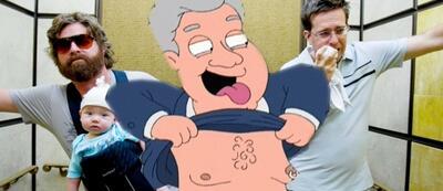 Wie wird Bill Clintons Cameo in Hangover 2 aussehen?
