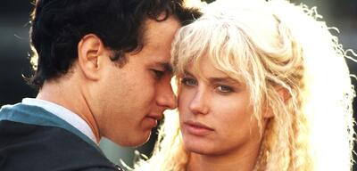 Tom Hanks und Daryl Hannah in Splash