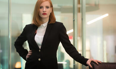 Miss Sloane mit Jessica Chastain - Bild 1