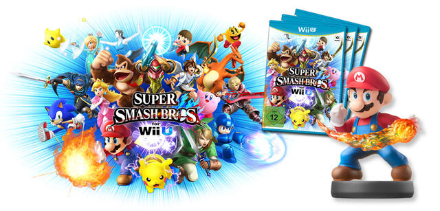 Super Smash Bros. for Wii U - Ab 28. November im Handel