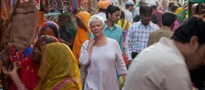 Reist Judi Dench auch ein zweites Mal nach Indien ins Marigold Hotel?