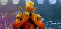 Bild zu:  Ryan Reynolds ist Deadpool
