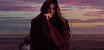 Obi-Wan im Exil auf Tatooine