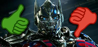 Optimus Prime in Transformers 5
