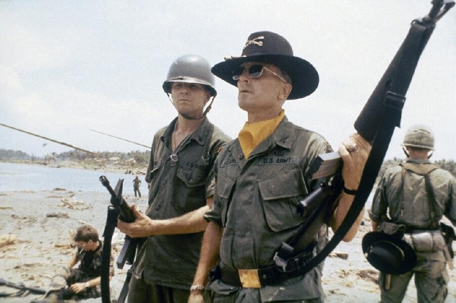 Apocalypse Now mit Robert Duvall