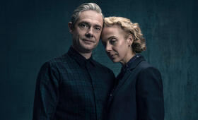 Sherlock Staffel 4 mit Martin Freeman und Amanda Abbington - Bild 30