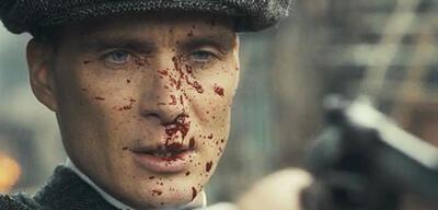 Cilian Murphy in Peaky Blinders