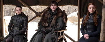 Isaac Hempstead-Wrights Bran in Game of Thrones