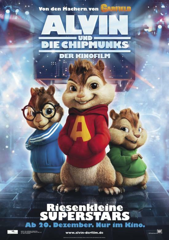 Alvin Und Die Chipmunks 4 Stream
