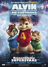 Alvin und die Chipmunks - Der Kinofilm - Poster