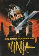Die 1000 Augen der Ninja