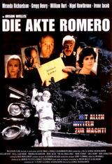 Die Akte Romero - Poster