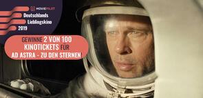 Ad Astra: Wir verlosen 100 Freikarten für das Weltraum-Epos mit Brad Pitt