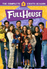 Full House - Staffel 8 - Poster