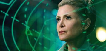 Bild zu:  Carrie Fisher in Star Wars Episode 7: Das Erwachen der Macht