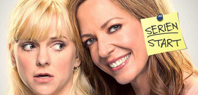 Mom, Staffel 5: Allison Janney und Anna Faris