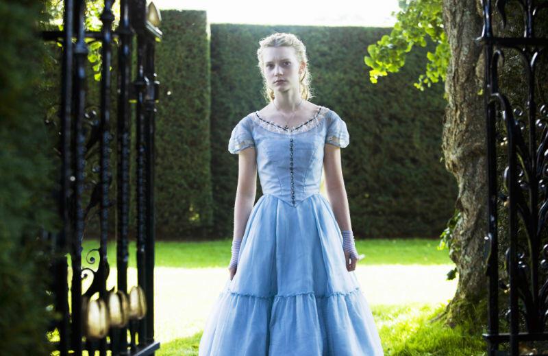 Alice im Wunderland mit Mia Wasikowska
