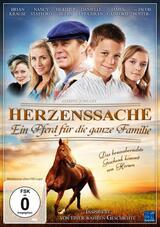 Herzenssache - Ein Pferd für die ganze Familie - Poster