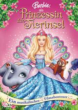 Barbie als Prinzessin der Tierinsel - Poster
