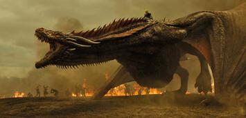 Bild zu:  Ein Behind the Scenes-Video zeigt, wie die visuellen Effekte bei Game of Thrones gemacht wurden
