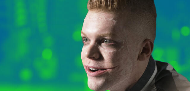 Cameron Monaghan als Jeremiah in Gotham