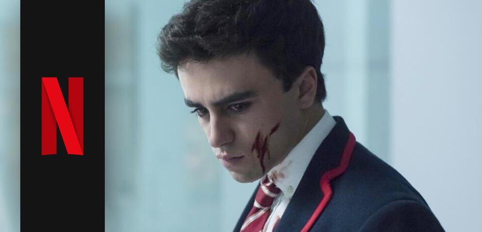 In Staffel 1 von Elite ging es auch um einen mysteriösen Mordfall – perfektes Futter für ein Videospiel