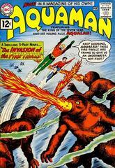 Ein Aquaman-Cover